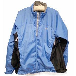 The North Face Zip Up Windbreaker Jacket Sz XL